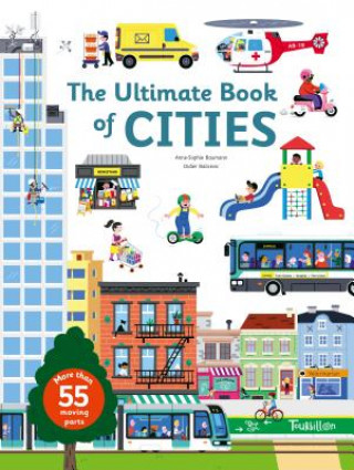 Ultimate Book of Cities