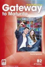 GCOM Gateway to Maturita B2 Student's Book Pack