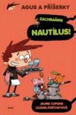 Agus a příšerky Zachraňme Nautilus!