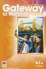 GCOM Gateway to Maturita A1+ Student's Book Pack