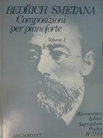 Klavírní skladby - Volume 1