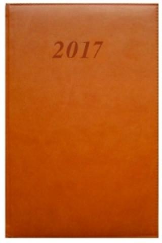 ABP Prestige ML Brand 2020 natur Tisch-Kalender