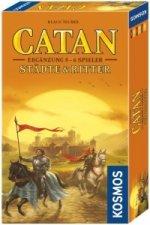 Die Siedler von Catan. Städte und Ritter. Erweiterung für 5 und 6 Spieler