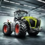 CLAAS: Axion, Lexion, Xerion. Puzzle 3 X 49 Teile
