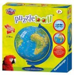 Children's Globe 180 Piece Puzzleball