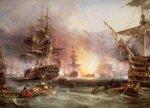 The Bombardment of Algiers 9000 Piece Puzzle