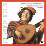 Renaissance Pop Songs