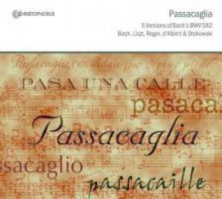 Passacaglia BWV 582-5 Versionen Der Pa