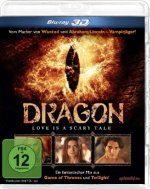 Dragon - Love Is a Scary Tale. Blu-Ray 3D