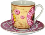 The Simpsons - Tasse mit Untertasse