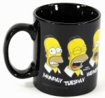 The Simpsons Tasse