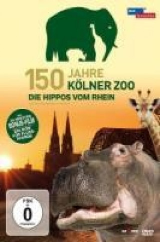 150 JAHRE KÖLNER ZOO - DIE HIPPOS VOM RHEIN