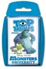 Top Trumps - Monster University