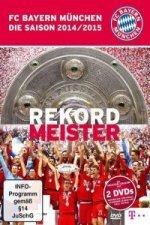 FC Bayern München - Die Saison 2014/2015