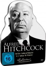 Alfred Hitchcock Shapebox-Deluxe-Edition