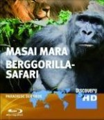 Discovery HD: Masai Mara Nationalpark & Berggorilla-Safari (Blu ray)