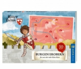 Ritter Trenk Blockspiel Burgen erobern