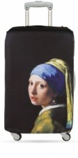JOHANNES VERMEER Girl with a Pearl Earring Cover Medium