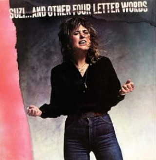 SuziAnd The Other Four Letter Words