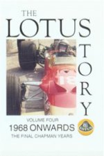 The Lotus Story Vol.4 1968 onwards