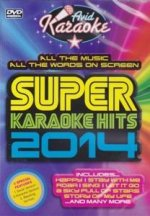 Super Karaoke Hits 2014 (DVD)