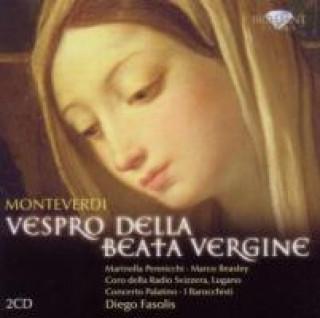 Monteverdi: Maria Vespers
