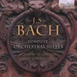 Bach: Sämtliche Orchester Suiten
