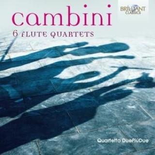 6 Flute Quartets