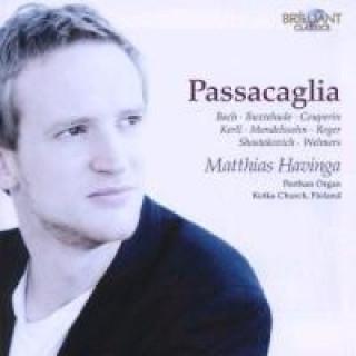 Passacaglia: Matthias Havinga