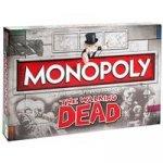 Walking Dead Monopoly Board Game