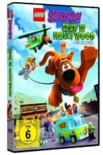 LEGO Scooby Doo!: Haunted Hollywood, 1 DVD