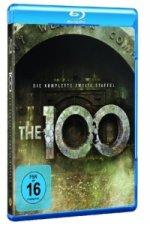 The 100. Staffel.2, 4 Blu-rays