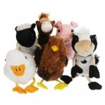 Farm Animals Puppets