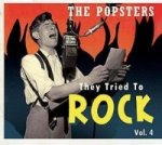 The Popsters - They Tried to Rock, Vol. 4