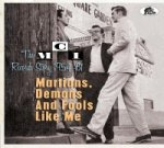 Martians, Demons and Fools Like Me - The MCI Records Story 1954-61