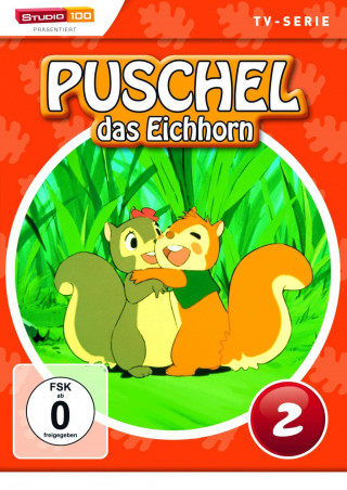 Puschel, das Eichhorn