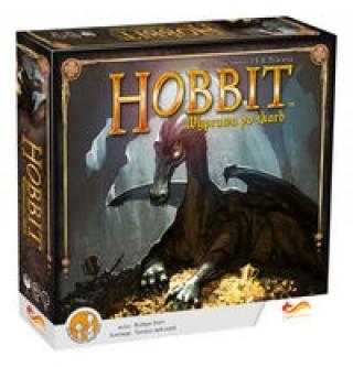 Hobbit Wyprawa po skarb Gra planszowa