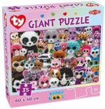 Ty Beanie Boos Giant Puzzle 35 Teile