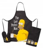The Simpsons Grillset - The Last Perfect Man
