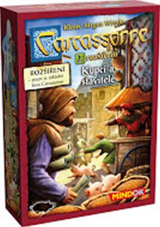 Carcassonne Kupcy i Budowniczowie