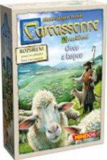 Carcassonne 9 Owce i wzgorza