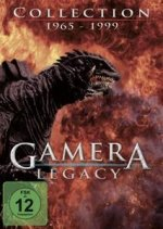 Gamera Legacy-Collection 1965-1999 (11-DVD Box)
