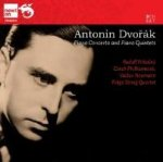 Dvorak: Piano Concerto and Piano Quintets