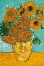 Vincent Van Gogh - Sonnenblumen. Puzzle 1000 Teile