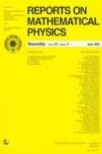 Reports on Mathematical Physics 63/3 2009