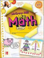 McGraw-Hill My Math, Grade K, Student Edition, Volume 1