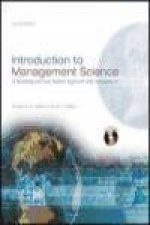 INTRODUCTION TO MANAGEMENT SCIENCE WITH STUDENT CD-ROM