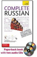 Teach Yourself Complete Russian: From Beginner to Intermediate [With Book(s)]