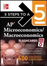 AP Microeconomics/Macroeconomics Flashcards [With Instruction Booklet]