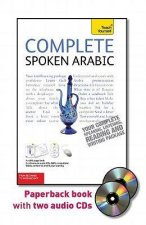 Complete Spoken Arabic: From Beginner to Intermediate [With Paperback Book]